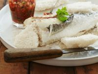 Fish in Salt Crust recipe