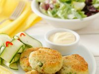 Fish Potato Patties recipe