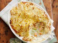 Fish Shepherd's Pie recipe