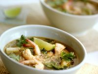 Fish Soup with Noodles recipe