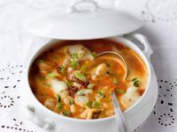 Fish Soup with Paprika recipe