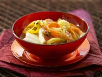Fish Soup with Vegetables recipe