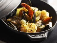 Fish Stew in a Pot recipe