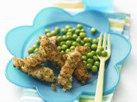 Breaded Fish Goujons recipe