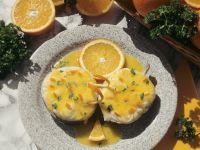 Fish with Orange Sauce recipe