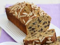 Flaked Almond and Sultana Bread recipe