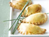 Flaky Fish Empanadas recipe