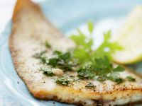 Flat Fish Fillet with Citrus recipe