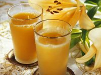 Floral Citrus Juice recipe
