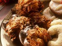 Florentine Cookies with Chocolate recipe