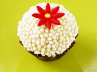 Flower and Mini Ball Cakes recipe