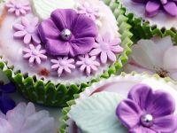 Flower Blossom Cupcakes recipe