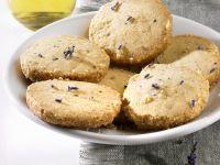 Flowery Sable Cookies