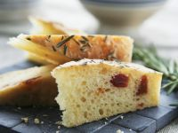 Focaccia with Rosemary recipe