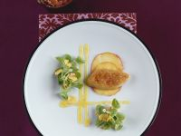 Foie Gras with Apple recipe