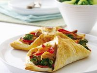 Folded Flakey Pasties recipe