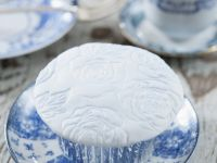 Fondant Flowerprint Cake recipe