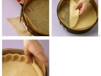Foolproof Almond Pie Crust recipe