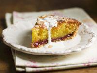 Frangipane Raspberry Slice recipe