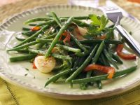 French Bean Salad recipe