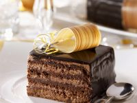 French Chocolate Mousse Gateau recipe