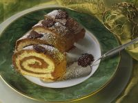 French Christmas Cake recipe