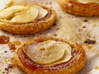 French Fruit Pastry Rounds recipe