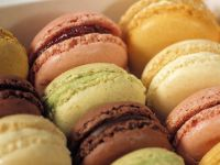 Colorful Macarons recipe