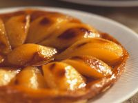French Pear Tarte recipe