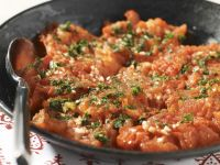 French Skillet Tomatoes recipe