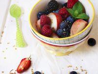 Fresh Apple and Berries recipe