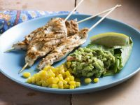Fresh Chicken Skewers recipe