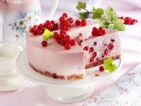Fresh Currant and Quark Cake recipe