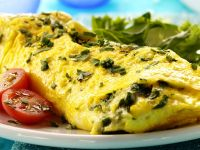 Fresh Herb Omelette recipe