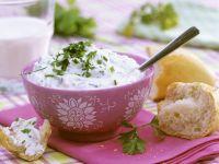 Fresh Herb Quark recipe