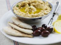Fresh Hummus recipe