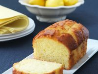 Fresh Lemon Loaf Cake recipe