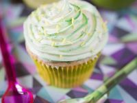 Fresh Lime Cupcakes with White Chocolate Lime Buttercream recipe