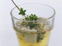 Fresh Marinade with Lemon Juice, Wine, Garlic and Herbs recipe