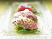Fresh Nigiri recipe