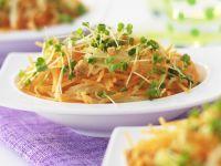 Fresh Veg and Fruit Salad recipe