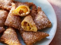 Fried Apple Pastries recipe