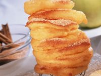 Fried Apple Slices recipe