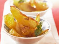 Fried Apple Wedges recipe