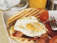 Fried Breakfast Rolls recipe