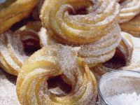 Fried Crullers