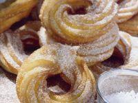 Fried Crullers recipe