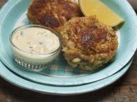 Fried Fish Cakes recipe