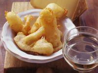 Fried Gruyere recipe
