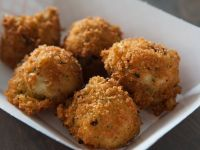 Fried Pasta Balls recipe